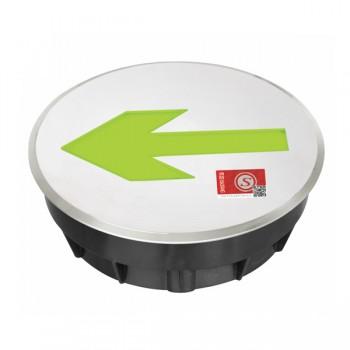 广东敏华电器有限公司_集电集控迷你型超薄不锈钢地埋灯(表面无螺丝)