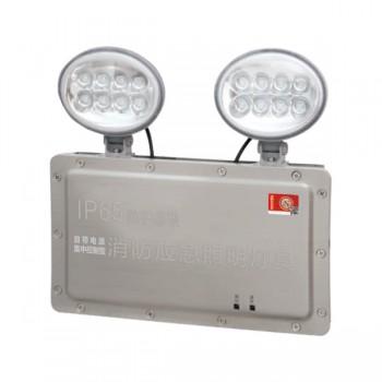 广东敏华电器有限公司_自电集控IP65防水型双头灯M-ZFZC-E2W6511