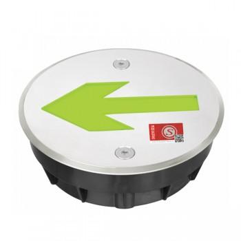 广东敏华电器有限公司_集电集控迷你型超薄不锈钢地埋灯(表面有螺丝)