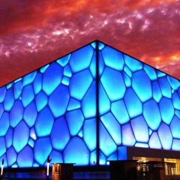 广东敏华电器有限公司_2008年北京奥运会国家游泳馆(水立方)